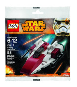 LEGO Star Wars A-Wing Starfighter Polybag