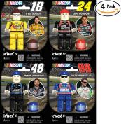 K'Nex NASCAR Four Driver Value Pack