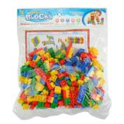 NiGHT LiONS TECH ® Creative Plastic 309pcs Children Puzzle Educational Building Blocks Bricks Set