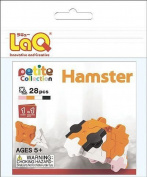 LaQ Petite Hamster