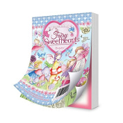 Hunkydory Little Book of Fairy Sweethearts - 144 pages approx 15cm x 10cm