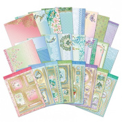 Hunkydory Paradise Jewels Luxury Topper Collection Card Kit