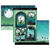 Hunkydory Twilight Kingdom The Secret Garden (Fairy) Topper Set Card Kit