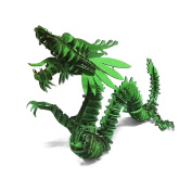 3D Jigsaw Puzzle Dragon DIY Craft Gifts Home Decoration by Paper Maker