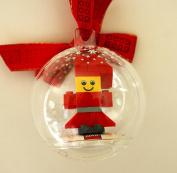 LEGO Christmas Ornament Elf