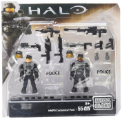Mega Bloks Halo NMPD Customizer Pack