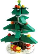 LEGO Christmas Mini Figure Set #40024 Christmas Tree Bagged