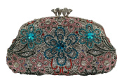 YILONGSHENG Crystal Evening Bags For Party EB0086 Multicolor