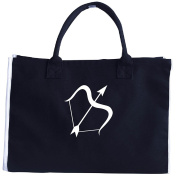 Sagittarius Star Signs Astrology Gifts For Woman Men - Tote Bag