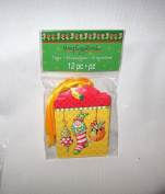 Mary Engelbreit Package of 12 Christmas Gift Tags