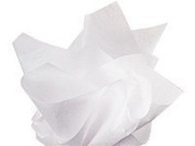 White Bulk Tissue Paper 15 x 20 - 200 Sheets