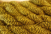 Bumble Bee Black and Yellow Fingering Weight Sock Yarn
