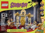 Scooby-Doo! LEGO 110 PCS Mummy Museum Mystery Brick Box Building Toys