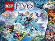 Elves LEGO 212 PCS The Water Dragon Adventure Bike Box Building Toys