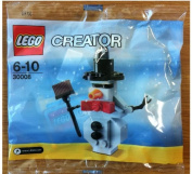 Lego Creator 30008 Snowman Christmas Winter NEW and Sealed