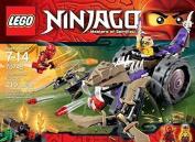 LEGO Ninjago (219pcs) Anacondrai Crusher Car Toy for Kiuds Figures Building Block Toys