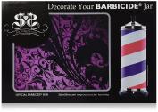 Salon Skins Decorative Barbicide Jar Wrap Corset