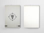 Orange Buffalo Sketchbook