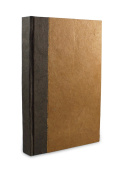 Nepali Namaste Journal with Handmade Lokta Paper and Vegetable-Dyed Cover