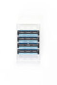 NEW! EVOLVE Body Razor 8 Replacement Cartridges Triple Blades