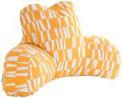 Majestic Home Goods Sticks Reading Pillow, Citrus