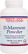 Protocol For Life Balance - D-Mannose Powder - Supports Healthy Urinary Tract - 90ml