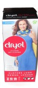 Dryel At-Home Dry Cleaner Starter Kit Cleans 10 Garments in 15 Minutes