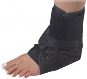 Bilt-Rite Mastex Health BRM Sport Ankle Brace, Black, Large