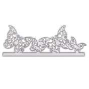 VANKER 4in1 Butterflies Carbon Cutting Dies Stencil Template Scrapbooking Card Album DIY Décor