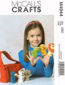 McCall's Craft Pattern M4944
