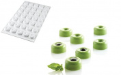 "Silikomart Professional ""Micro Savarin 13cm Silicone Mould"