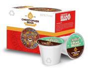 Christopher Bean Coffee Single Coffee K Cup for Keurig Brewers, Gingerbread Creme Brulee, 210ml