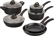 Pisa 10-Piece Non-Stick Cookware Set