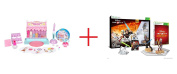 Beados B Sweet Scoop Pick N Mix Candy Stall Playset and Disney Infinity 3.0 Edition Starter Pack for Xbox 360 - Bundle