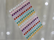 Endless Diamond Stick On-Rhinestone - Rainbow