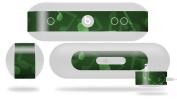 Bokeh Music Green Decal Style Skin - fits Beats Pill Plus