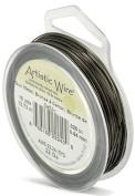 Artistic Wire 22-Gauge Antique Brass, 15-Yards