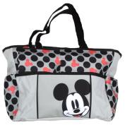 Mickey Large Polka Dot Tote
