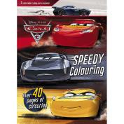 Disney Pixar Cars 3 Race-Ready Colouring