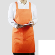 TRE Cotton apron kitchen oil Korean fashion Cafe coveralls waterproof customlogo package for men and women-mail-A