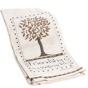 Group of 3 Cotton Friendship...Sheltering Tree Cloth Dishtowel for Home Decor and Designing