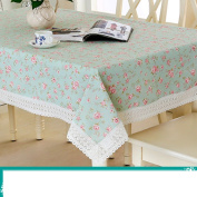 TRE country table cloth fabric/ table cloth/rectangle tablecloth /Modern minimalist cover-O 120x170cm