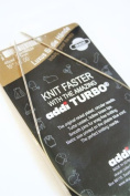 Addi Turbo 41cm Circular Knitting Needles by SKACEL Size 10.75