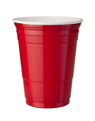 Red Solo Cup Cold Plastic Party Cups 470ml 100 Pack