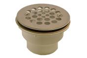 Plastic Oddities PFG600 Fibreglass Shower Stall Drain, Stainless Steel Strainer