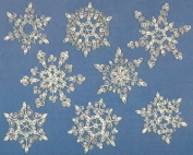 Quill Paper Kit Snowflakes