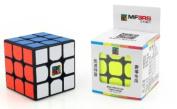 CuberSpeed MoFang JiaoShi MF3-RS Black 3x3x3 Magic cube MF3 RS 3X3 Black Speed cube