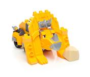 Mega Construx Dinotrux Dozer Vehicle