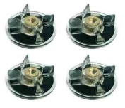 4 Replacement Parts Base Gear Spare Part for Magic Bullet