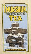 The Metropolitan Tea Company 62WD-18BU-166 Inukshuk 25 Teabags in Upright Wood Box